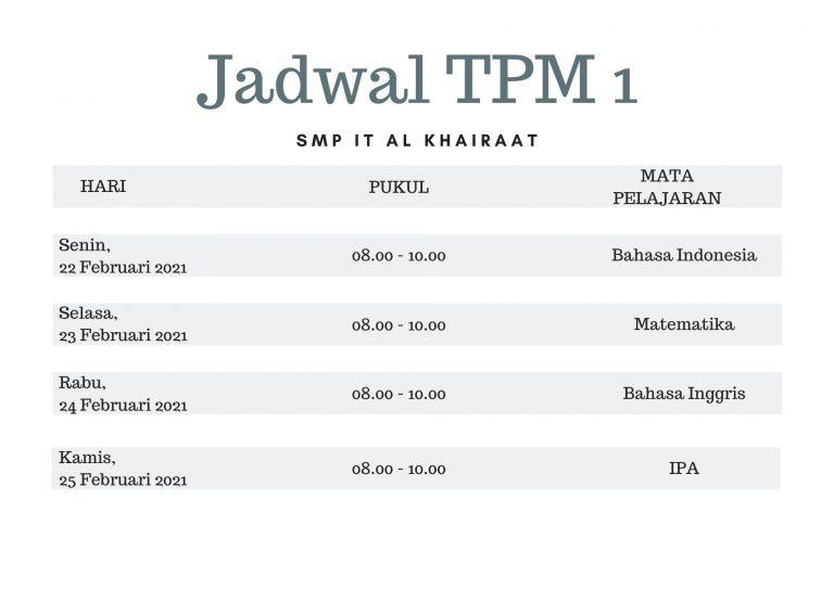 Berita - SMPIT AL Khairaat Jogja